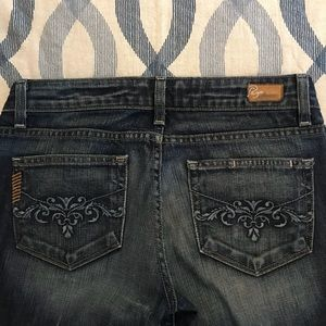 Paige Jeans Laurel Canyon